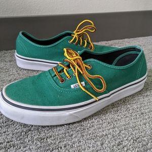Vans Low Top Authentic Shoe